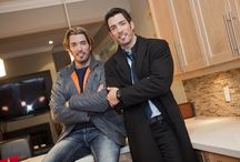 The Property Brothers / by Amy
