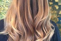 malins hår