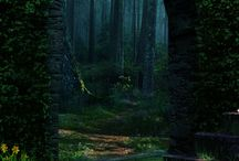 Magical A: Places