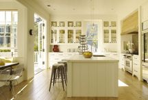 kitchen inspiration / by Sarah Black
