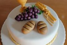Bolos Primeira Comunhão / Ideias de bolos