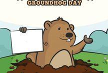 Groundhog Day Photo Frames