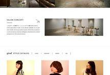 Webdesign - kappers