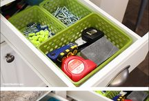 Organising / Drawers