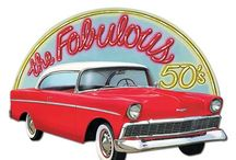 Fabulous Fifties / Stuck in the 50's! / by Pinme