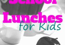 Lunch Ideas / by J