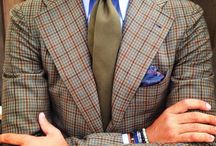 Menswear / Mens clothes / by Lesley Kerry