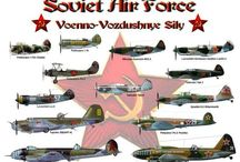 Soviet Air Force 1937/46
