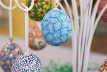 Easter-polymer clay and fimo ideas