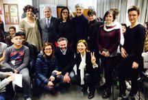 Girls Day - 7/3/2015 / 20 Studentesse dell'IC Margaritone di Arezzo raccontano la loro esperienza di Imprenditrici vissuta nelle aziende di Confartigianato Imprese Arezzo