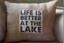 Lake & Pool / by Sarah Proffitt