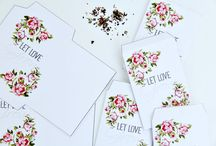 Wedding Printables ‍