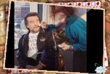COUNTRY  SONGS / Mein absoluter Lieblings Countrysänger Waylon Jennings...dann weitere wie  Loretta Lynn.... Bobby Bare, George Jones,  Willie Nelson, Johnny Cash,  Tom T. Hall, Conway Twitty, Tammy Wynette, George Jones und diverse andere Interpreten.... Tammy Wynette, Loretta Lynn,  Patsy Cline, Dolly Parton, Anita Carter, June Carter und andere