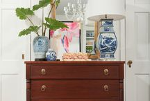 Vignettes for hallways and alcoves