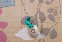 A Secret Message... / ... hidden inside your pendant, will be inspirational during the day