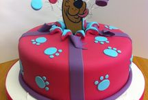 Lily's cake
