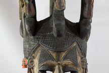 Igbo African Mask - Nigeria