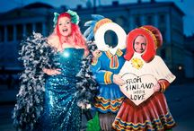 Helsinki Burlesque Festival / Helsinki Burlesque Festival since 2008