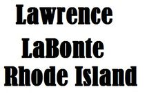 Lawrence LaBonte Rhode Island / Lawrence LaBonte Rhode Island Ri. wins court case named as Defendant, Hope Mill, Rhode Island and Darien Ct. Summary of Decision is as follows:   Summary Court Case Ri.