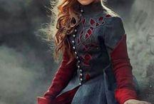 Średniowieczny i fantasy ubiór