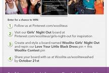 Woolite Girls' Night Out / by jules mcnubbin