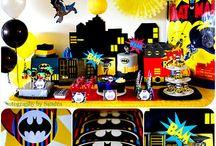 Micah's Batman Lego 2 Party / by Clair Berry