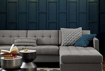 Sofa and Re-Upholstery