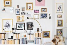 Eclectic Modern Home Inspiration / by Whitney Turetzky