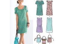 dress making patterns for me!