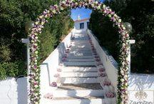 Διακόσμηση Γάμου / Διακόσμηση ναού και δεξίωσης