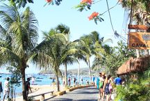 Buzios - Rio de Janeiro / Buzios is a little city with many beaches and cozy hotels.