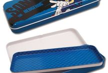 Sonic Back to School / Go back to school (or work!) with these Sonic the Hedgehog accessories.