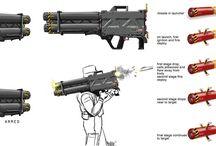Lance Roquettes/missiles