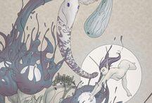 Illustration / by Lucia Martinez