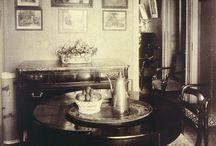 History of interiors