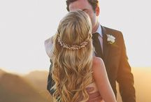 Bryllupsfrisyre