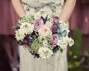 Wedding Ideas: Bouquets / The scent and simple natural beauty that is your bouquet. it's right up there in importance with your wedding dress. Whether you choose a cascading tumble of foliage or a simple posy, your flowers will add another level of 'wow' to your bridal outfit....but will you be able to throw them over your shoulder at the end of the day to your guests.... decisions decisions!!