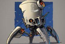 cyborgy ish