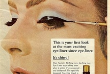 Vintage Make-Up / Beauty Inspirations from the past / by Giada Farina Make-Up