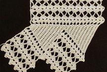 Crochet - Borders / by Brasmeire Pereira de Freitas