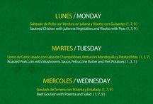 """Plato del día en Da Bruno Sul Mare / Estimados clientes: Les ofreceremos un concepto nuevo:  el """"Plato del día"""" substituye el ´´Menú del día´´ en Da Bruno Sul mare, un plato único y sorprendente que podrás disfrutar de Lunes a Viernes. www.dabruno.com Dear clients: We offer you a brand new concept: the """"Plate of the day"""" will  substitute the ´´Menu of the day´´at Da Bruno Sul Mare, a unique and surprising plate that you can enjoy from Monday to Friday."""