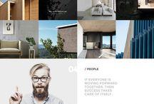 architecture webdesign