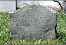 Cemeteries / by Dodie Presley