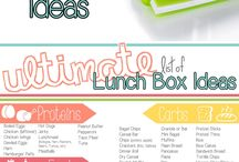 School Lunches Recipes and Snacks / Yummy, easy, school lunch and snack recipes to try. Homemade is always more delicious and a great way to pass on the cooking bug while bonding with your kids over scrumptious food!