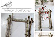 Front Door / Wreaths / Front Door Decor and DIY