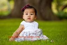 """Baby's First Birthday / Is your litte boy or girl turning one? If so, you will want to take advantage of our """"Baby's 1st Birthday Portrait"""" session! Adorable baby photos you'll have to cherish the memory of your little one's first birthday! Photographed on location at one of Oahu's breathtaking backdrops."""