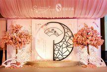 Wedding interior shanghai