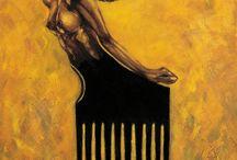Soul sista / Black women art