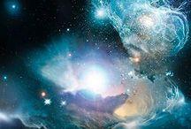 深い空 , mély ég / a világűr mérete