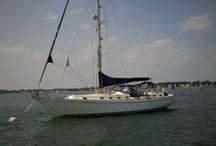 Sailboat Brewer 12.8